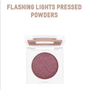 "KKW Beauty ""Freaky"" Flashing Lights pressed powder"